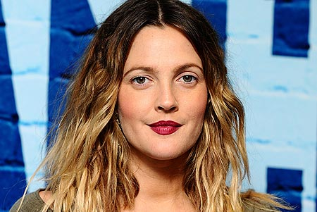 Drew Barrymore now