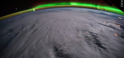 iss timelapse