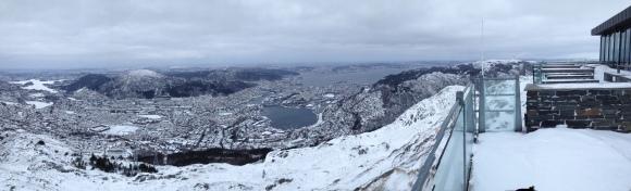 bergen panorama