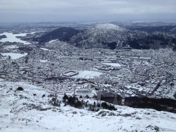 vinterbergen
