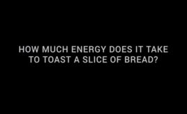 Toasterchallenge – can a pro cyclist toast a slice of bread?