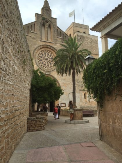 Old city Alcudia