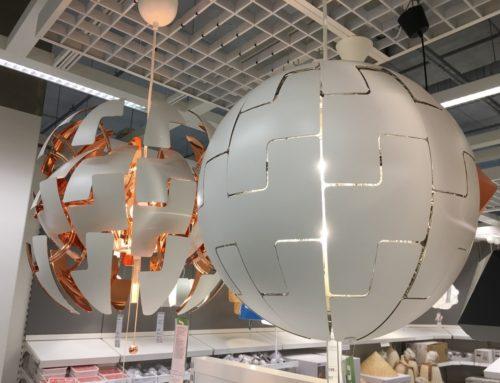 Futuristiske lamper