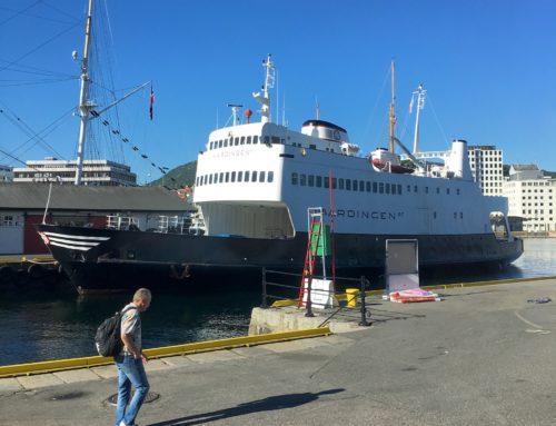 Ferryspotting – MF Hardingen